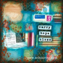 carry hope close